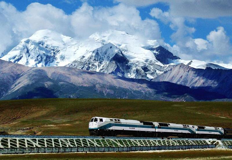 TGV Chengdu-Lhassa